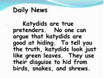daily news57