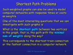 shortest path problems45