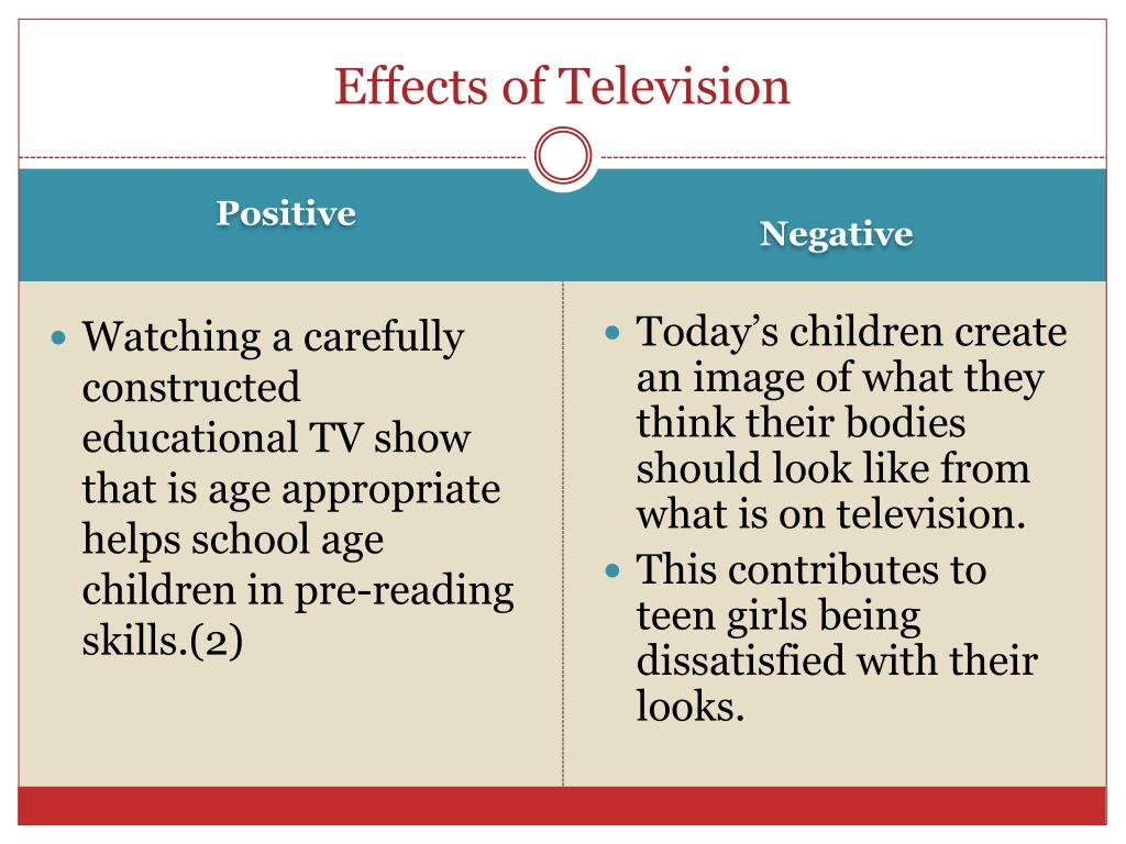 how television effects children There are things that parents can do to help their children get the maximum benefit from television, while avoiding the ill effects: 1 set tv-watching.