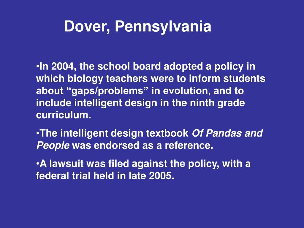 Dover, Pennsylvania