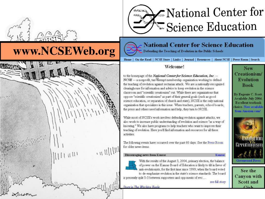 www.NCSEWeb.org