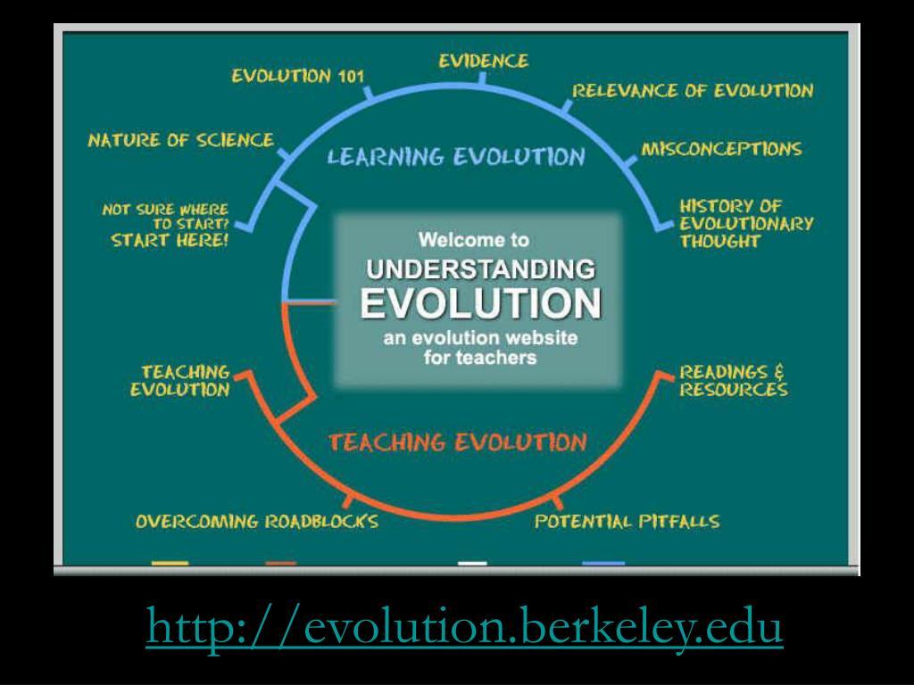 http://evolution.berkeley.edu