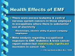 health effects of emf16
