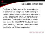 labor code section 460921