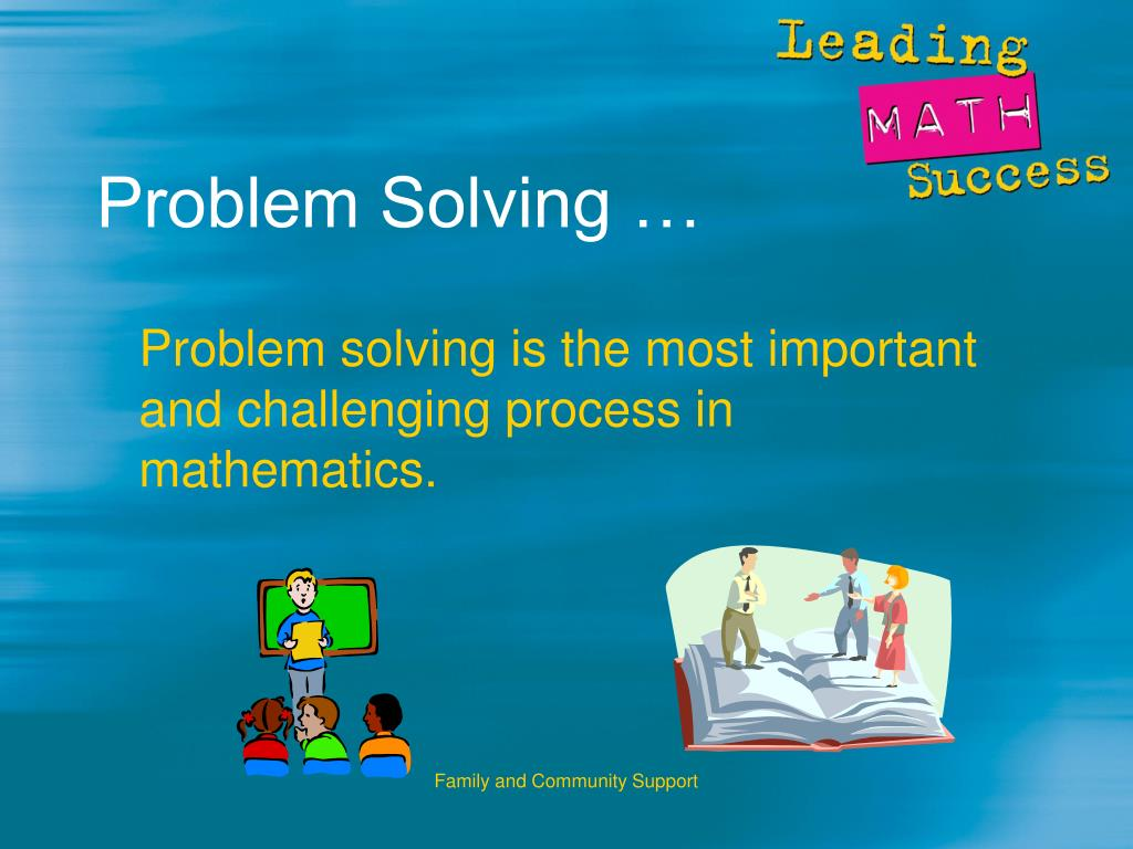 Problem Solving In Learning
