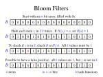 bloom filters15