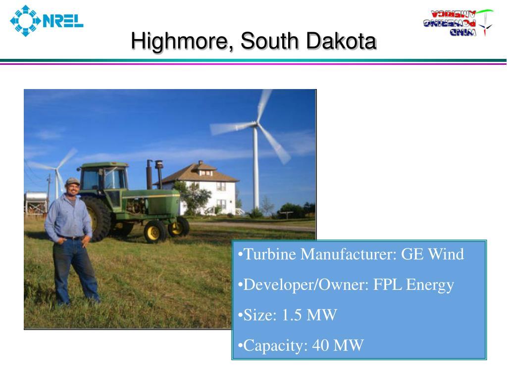 Highmore, South Dakota