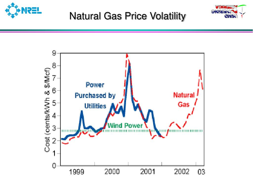 Natural Gas Price Volatility
