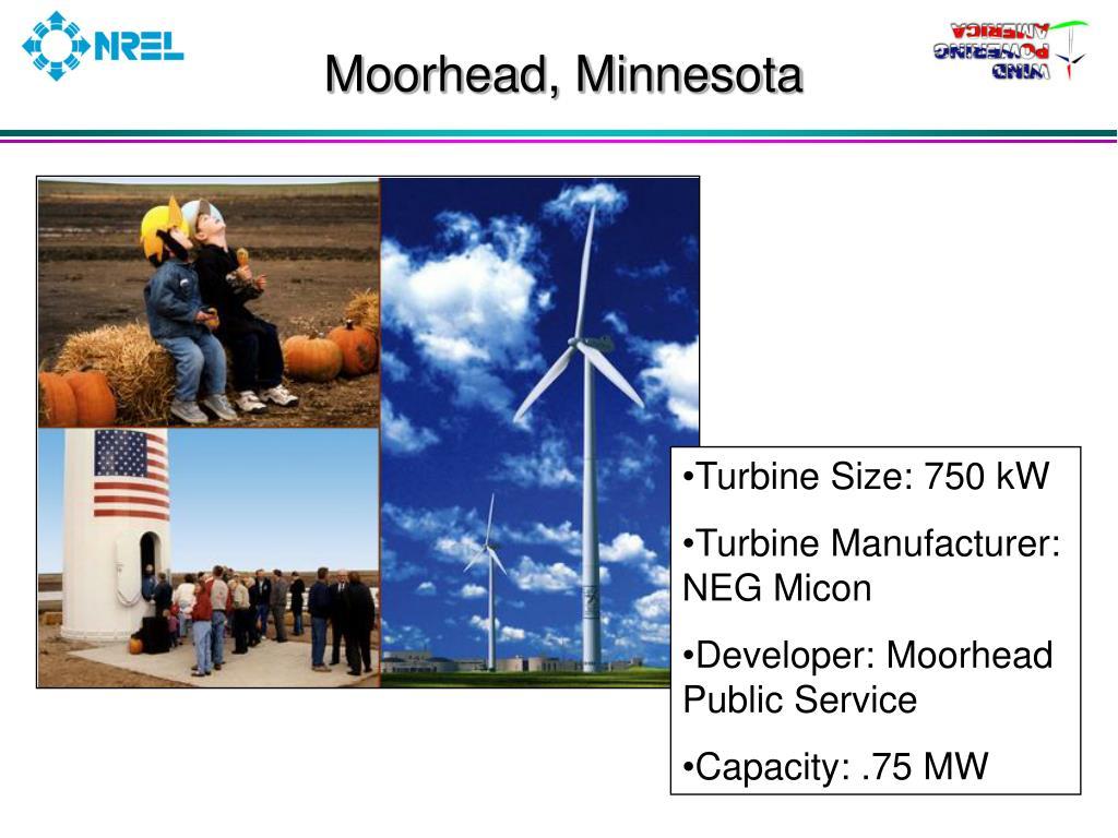 Moorhead, Minnesota