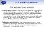 u n trafficking protocol18