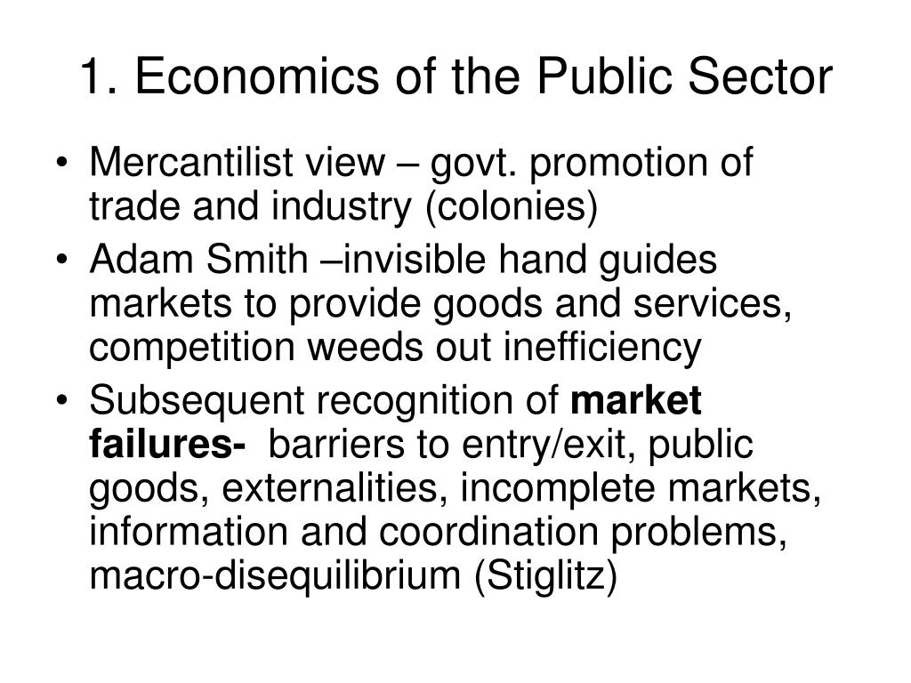 economics of public sector If you're a financial professional in the public sector or work for a not-for-profit that follows psab standards, this annual event in the nation's capital is the.