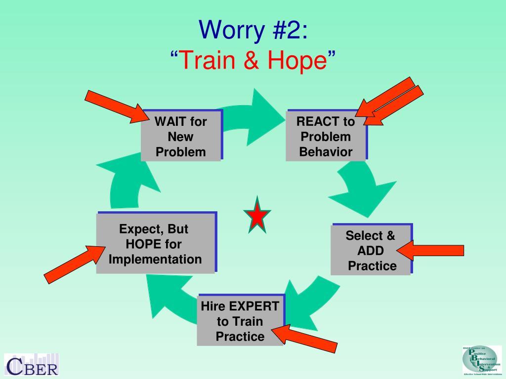 Worry #2: