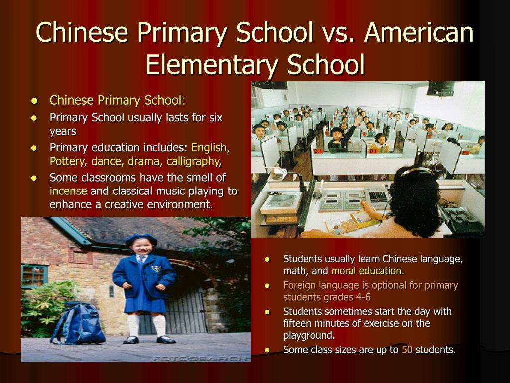 american schools vs asian schools Asian-american children may be confused by the informality between american teachers and students and expect considerable structure and organization asian children tend to need reinforcement from teachers, and work more efficiently in a well-structured, quiet environment (baruth & manning, 1992.