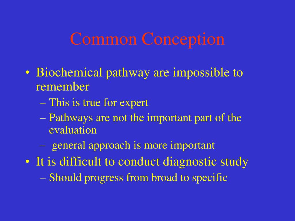 Common Conception