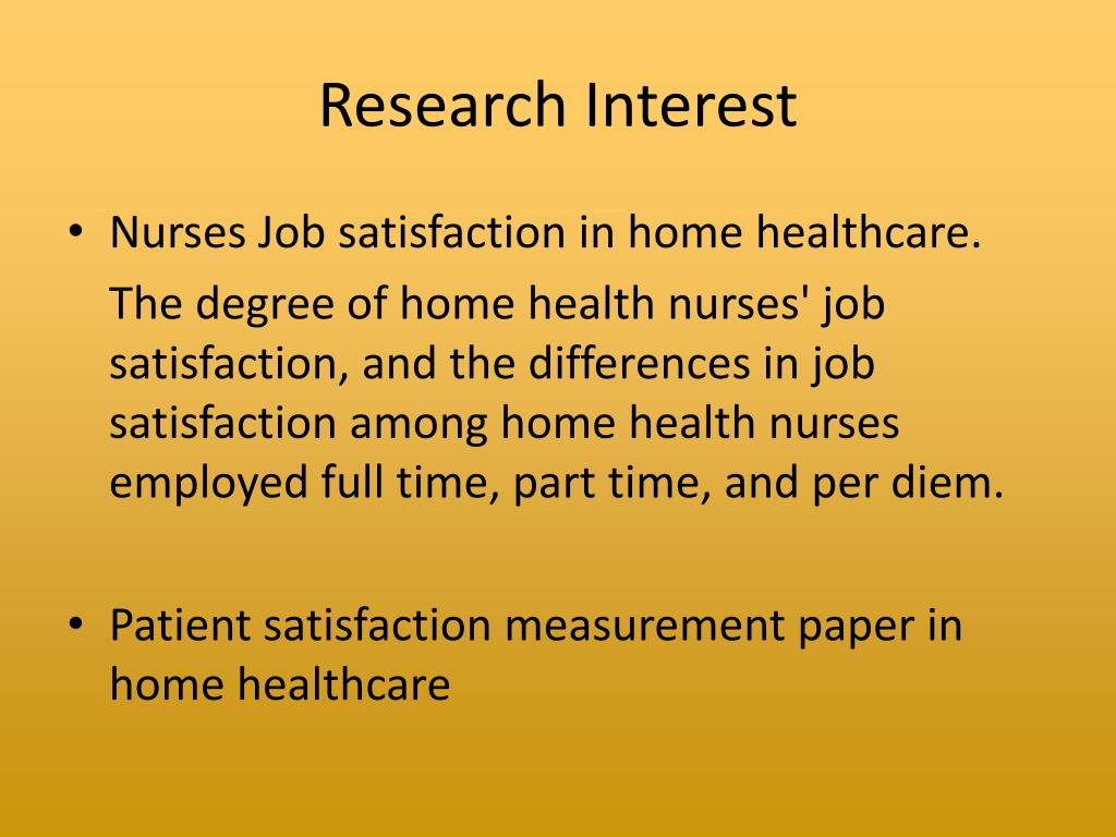 Impact of leadership styles on job satisfaction of nurses