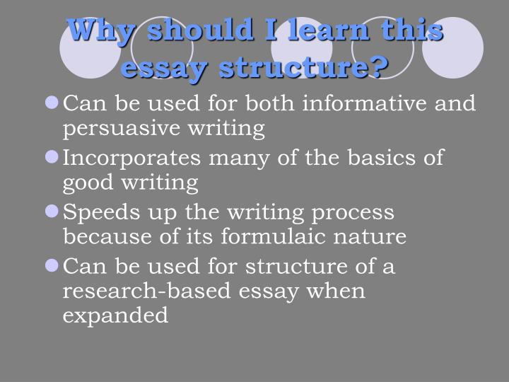 Why should i learn this essay structure l.jpg