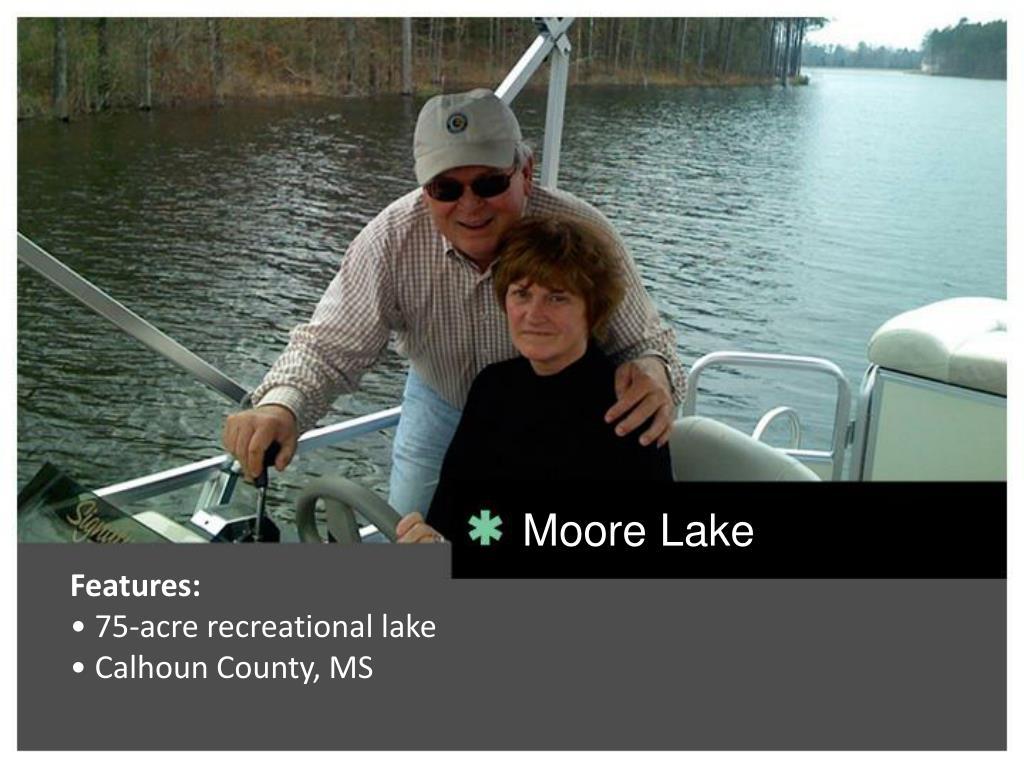 Moore Lake