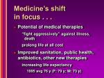 medicine s shift in focus8