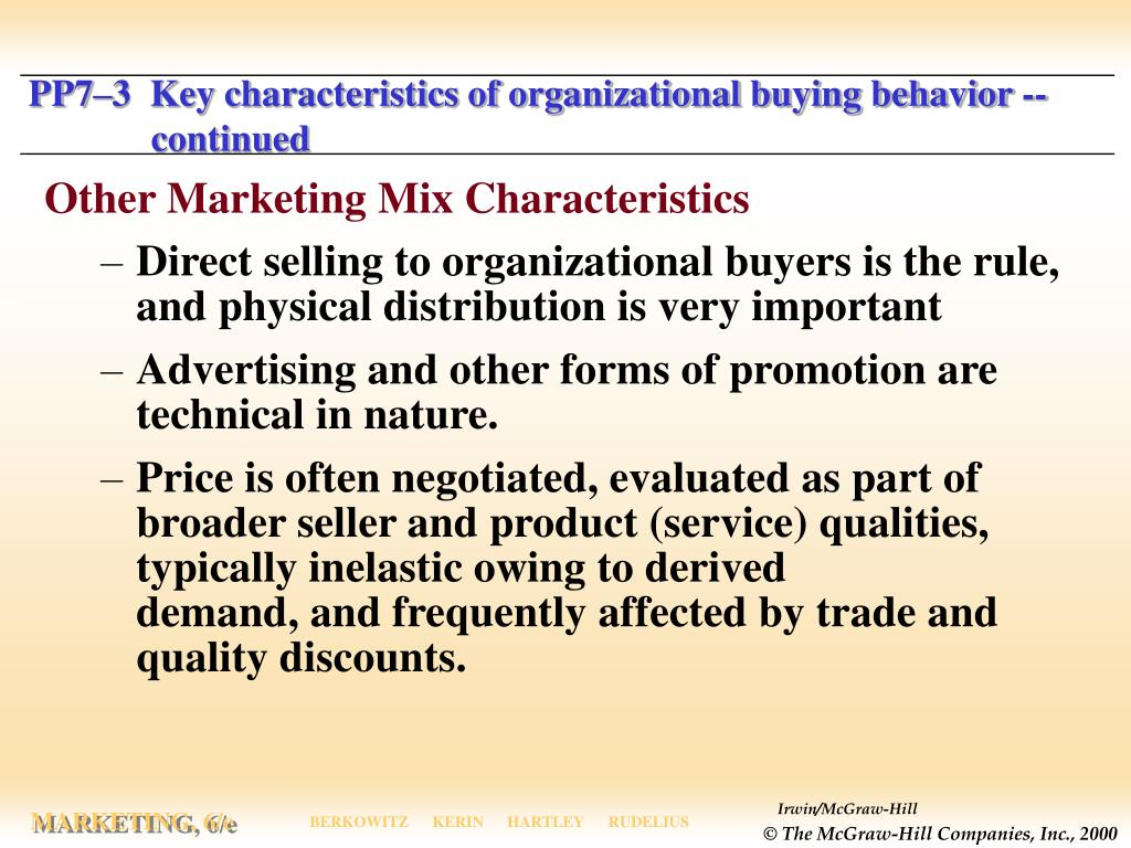 organizational buyer behavior Amazoncom: organizational buying behavior: factors influencing information control in business-to-business markets (9783639221992): richard glavee-geo: books.