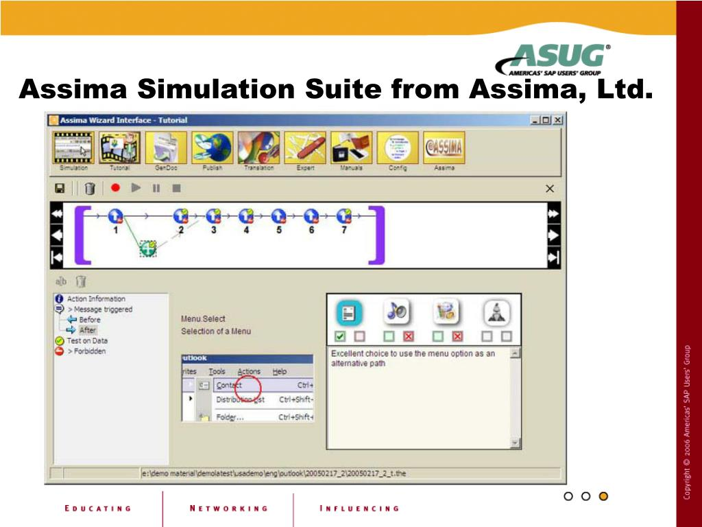 Assima Simulation Suite from Assima, Ltd.