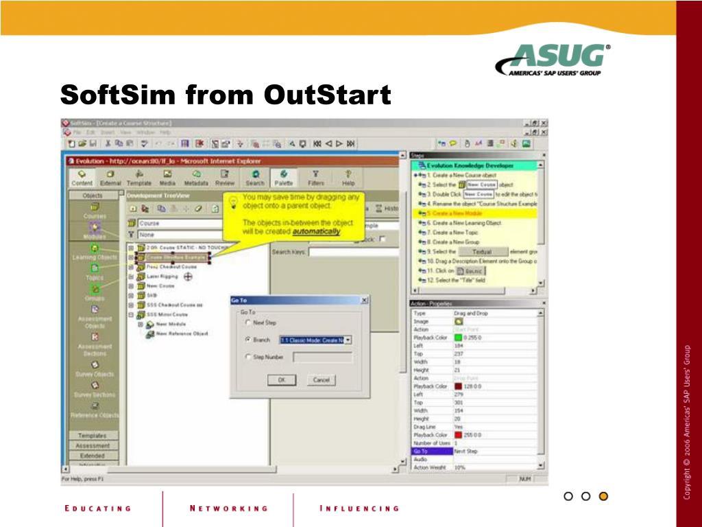 SoftSim from OutStart