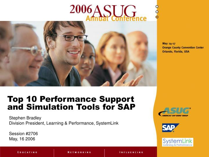 Top 10 performance support and simulation tools for sap l.jpg