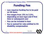 funding fee