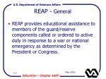 reap general123