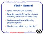 veap general