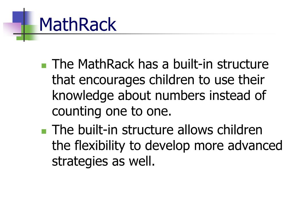 MathRack