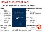 rapid assessment tool