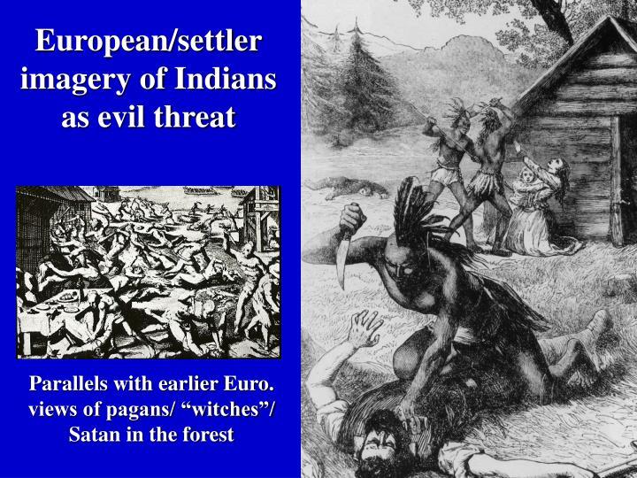 European/settler