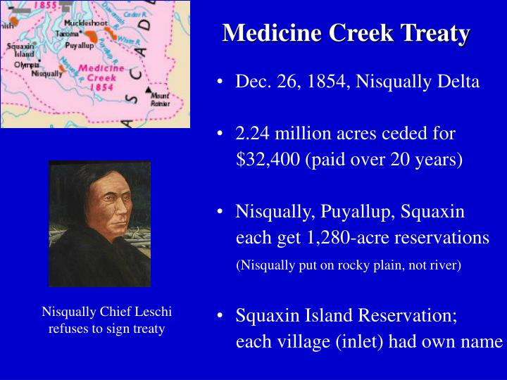 Medicine Creek Treaty