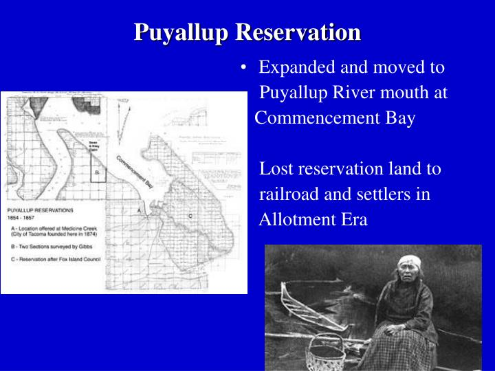 Puyallup Reservation