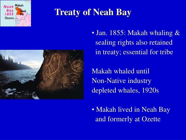 Treaty of Neah Bay