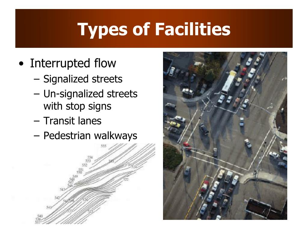 Types of Facilities