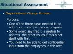 situational assessment95