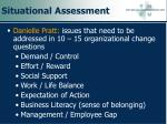 situational assessment96