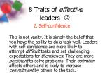 8 traits of effective leaders2