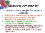 leadership self discovery16