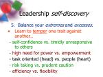 leadership self discovery18