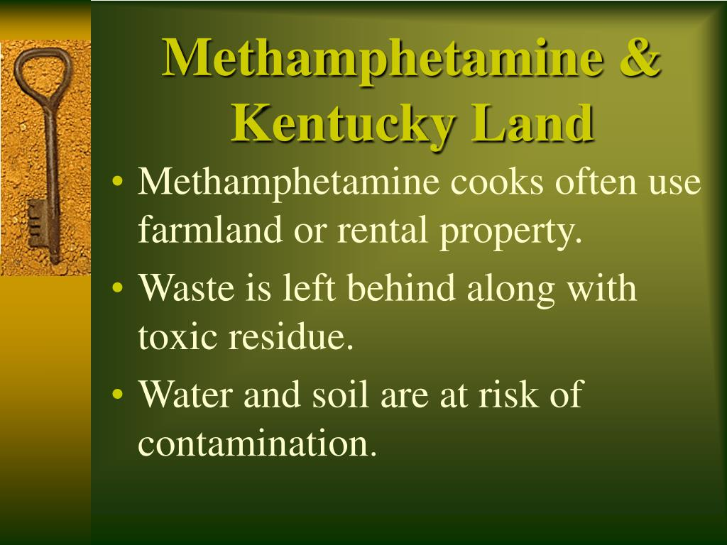 Methamphetamine &