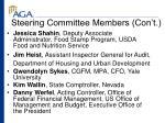 steering committee members con t28