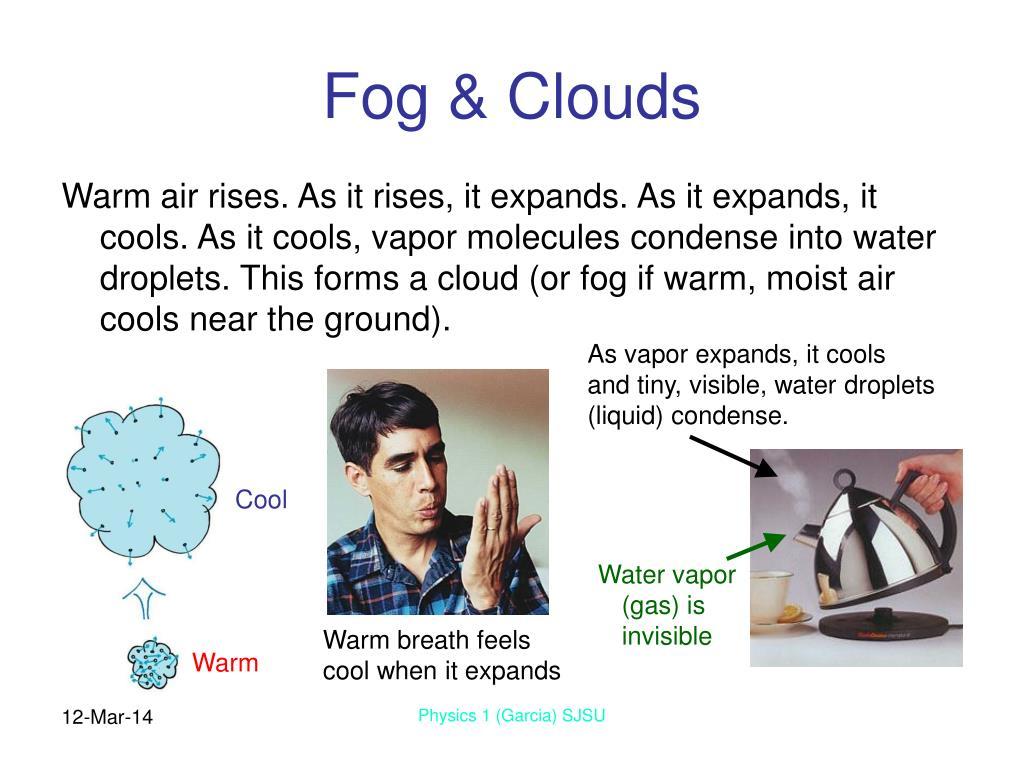 Fog & Clouds