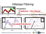 hillslope filtering28