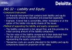 ias 32 liability and equity14