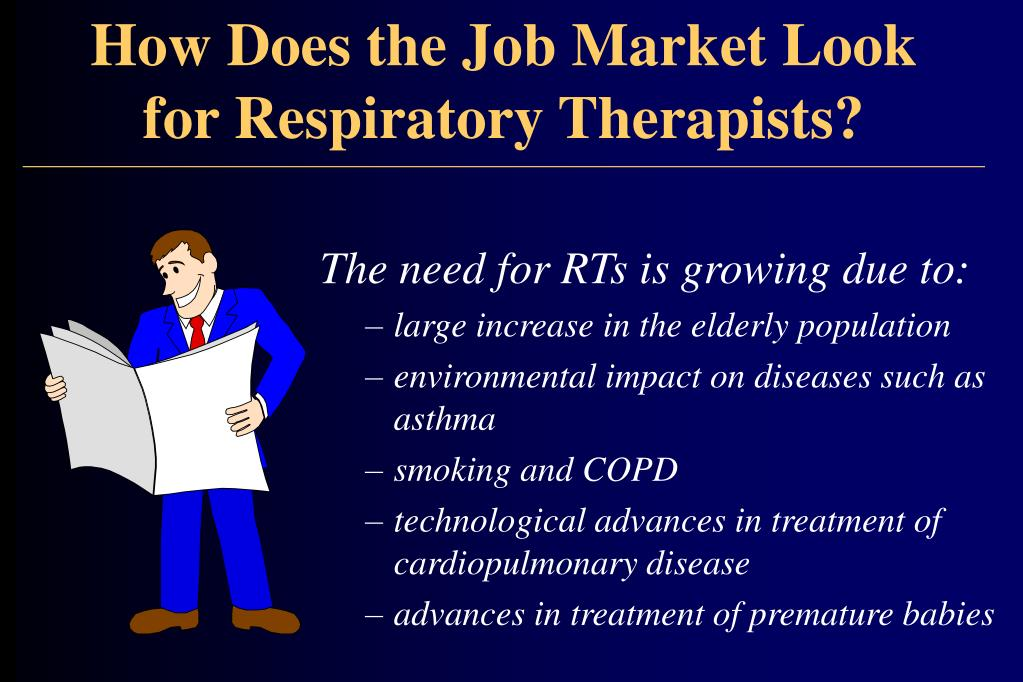 How Does the Job Market Look for Respiratory Therapists?