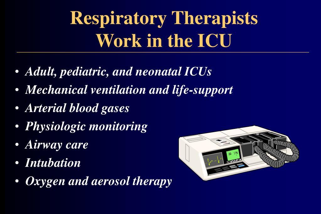 Respiratory Therapists