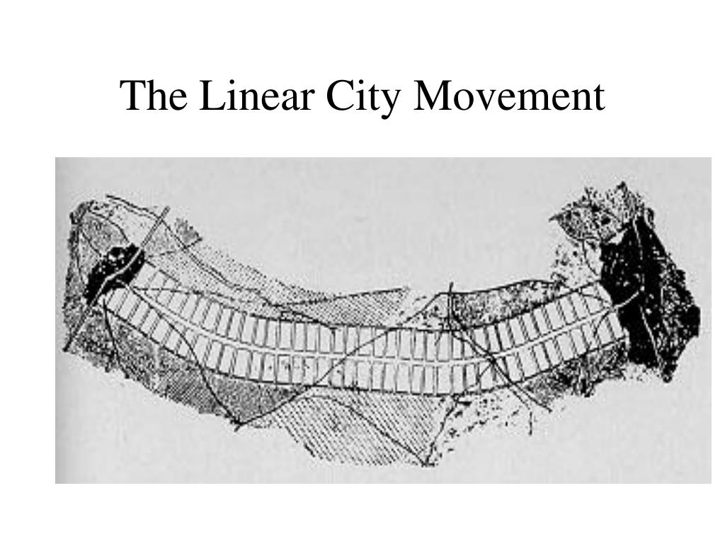 The Linear City Movement