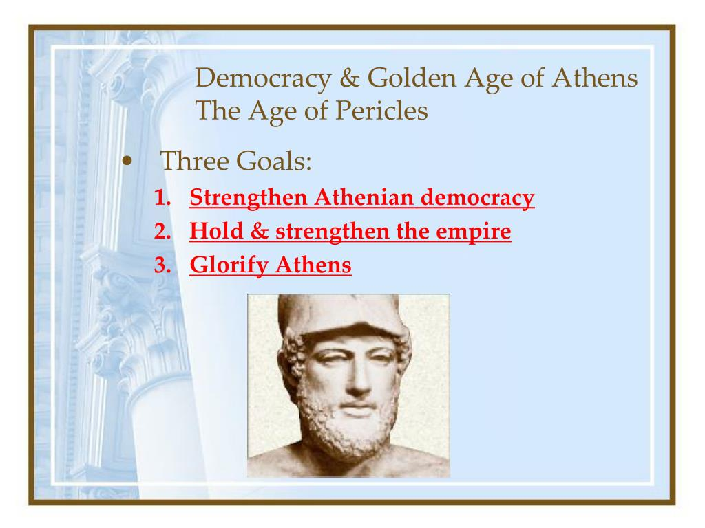 """pericles and athenian democracy essay The reforms pursued by ephialtes and pericles suggest that both venues played a   strauss, """"on aristotle's critique of athenian democracy,"""" in essays on the."""